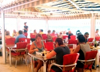 Restaurants in Torrevieja - Bar Restaurant Rancho Beach