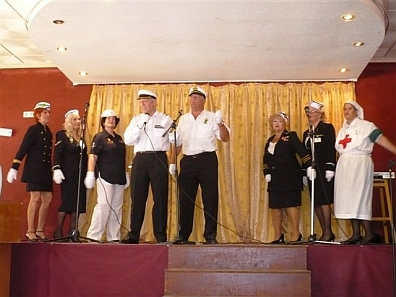 Taabs, The Torrevieja Association of Amateur Balladeers Singers