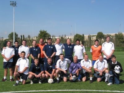 Football on the Costa Blanca