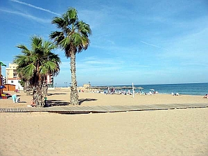Holiday apartment in La Mata, near to Torrevieja, on the Costa Blanca, in sunny Spain
