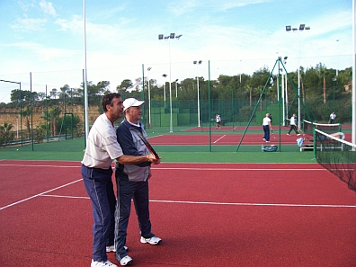 Tennis on the Costa Blanca - Torrevieja