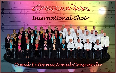 Crescendo International Choir in Torrevieja