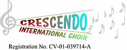 Crescendo International Choir - Torrevieja