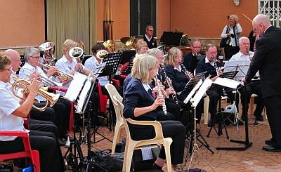 Phoenix Concert Band in Torrevieja