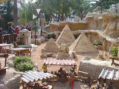 Belen in Torrevieja