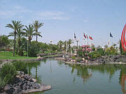 Park of Nations in Torrevieja